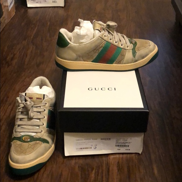 Gucci Shoes | Gucci Screener Sneaker